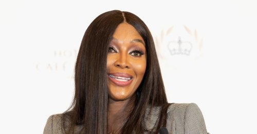 Naomi Campbell on Meghan and Harry drama and Princess Diana's legacy: 'It makes me sad that William and Harry aren't on good terms'