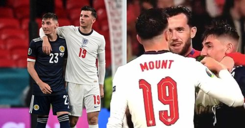 Mason Mount and Ben Chilwell isolating and could miss England vs Czech Republic over Covid-19 fears after Billy Gilmour contact