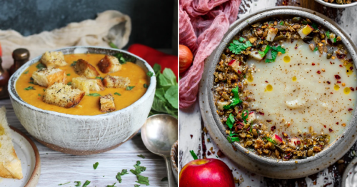 Five warming soup recipes – perfect for autumn