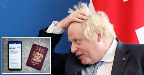 PM faces rebellion over vaccine passports as calls grow for MPs to be recalled