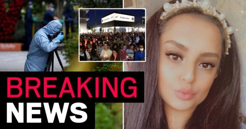 Man charged with murdering Sabina Nessa after body dumped in London park