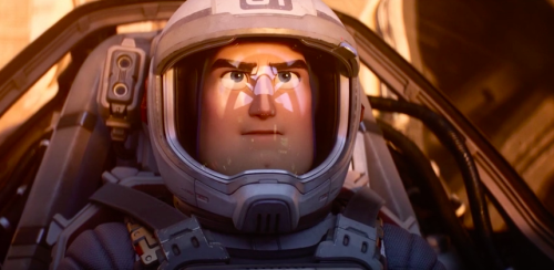 Pixar's Buzz Lightyear origin story has a new trailer and it's giving fans goosebumps