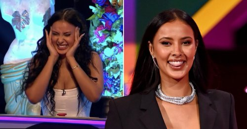 Maya Jama shocks Celebrity Juice viewers with X-rated sex confession: 'Who'd have known!'