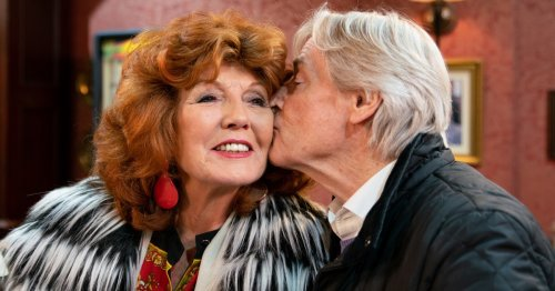 Rula Lenska 'to return to Coronation Street as Claudia Colby after 18-month break'