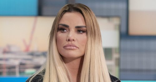 Katie Price seen for first time amid treatment at Priory as she totes bags on shopping trip