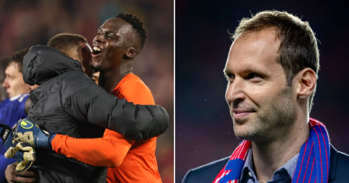 Petr Cech hails Chelsea trio for 'stepping up' after international break and praises Edouard Mendy display in Brentford win