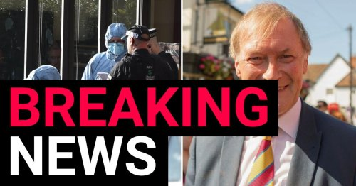 Detectives given more time to hold suspect arrested over Sir David Amess murder