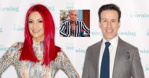 Strictly 2021: Dianne Buswell reveals rehearsals for new series start soon as she opens up on Anton Du Beke moving to judging panel