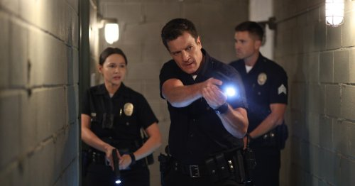 The Rookie TV series 'bans live guns on set' in wake of fatal shooting on Alec Baldwin's Rust