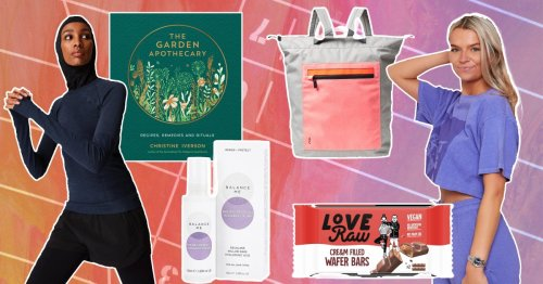 The Fit List: Sporty and health-conscious buys including skincare, activewear and accessories