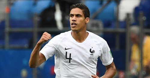 Raphael Varane to undergo Manchester United medical in next 48 hours as Real Madrid agree £39m fee