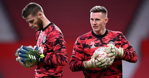 Ole Gunnar Solskjaer accepts David De Gea or Dean Henderson could leave Manchester United if left out of Europa League final starting XI