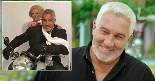 The Great British Bake Off's Paul Hollywood shares adorable throwback snaps with Mary Berry and Prue Leith