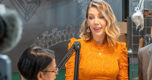 All That Glitters flooded with complaints after Katherine Ryan's 'straight white man' joke