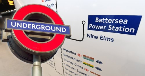 Updated London Tube map unveiled ahead of new stations opening on Northern Line