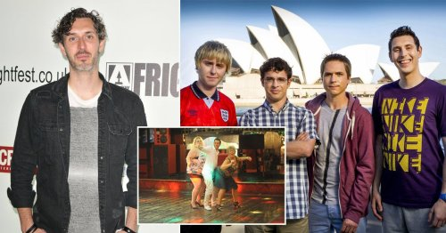 Inbetweeners star Blake Harrison says Neil's iconic dance moves are 'bane' of his life: 'I've never been able to dance again'
