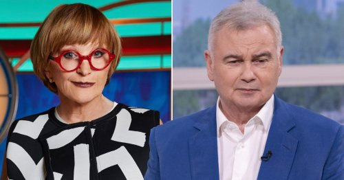 Eamonn Holmes told Anne Robinson he'd 'knock her f**king head off' if she was a man after criticising his parenting