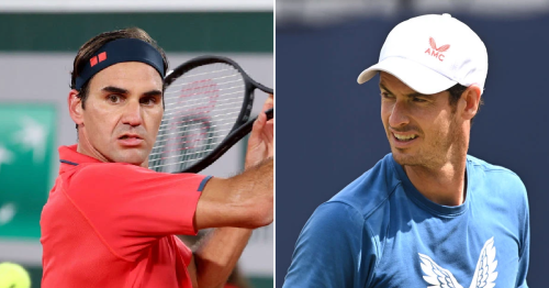Andy Murray sends message to Roger Federer after 'unacceptable' Halle defeat