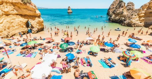 Portugal announces 'everything is open' for British tourists from Monday