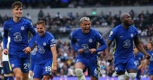 'What a player!' – John Terry hails Chelsea star Thiago Silva after starring against Tottenham