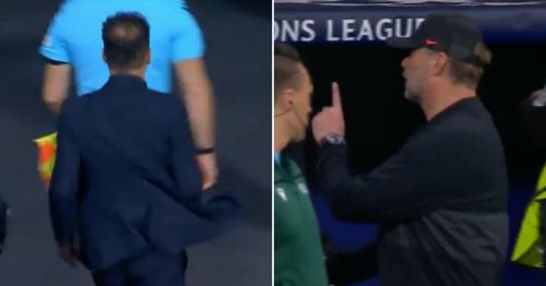 Peter Crouch and Joleon Lescott slam Diego Simeone for snubbing handshake with Liverpool boss Jurgen Klopp