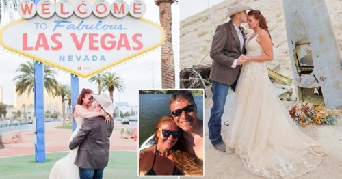 Woman discovers husband's eight-month affair thanks to message from stranger the day after their wedding
