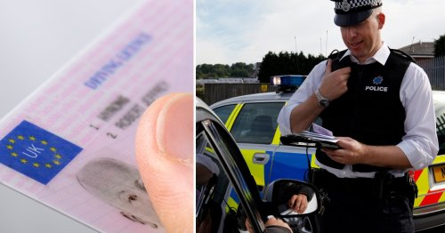 Drivers warned to check licences to avoid £1,000 fine
