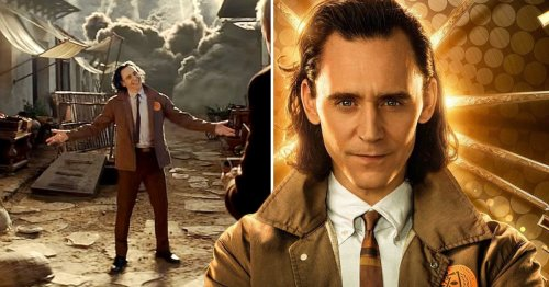 Fans freak out over Tom Hiddleston's Latin monologue in new Loki episode: 'God of Mischief at his finest'