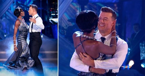 Strictly Come Dancing 2021: AJ Odudu admits 'there's a lot of romance' in passionate routines with Kai Widdrington