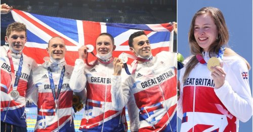Tokyo Olympics Day 9, what you missed overnight: Duncan Scott and Team GB make history in swimming as Charlotte Worthington wins gold in BMX