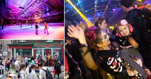 October Half Term: Cheap days out for kids in London, from ice skating to Halloween spooktaculars
