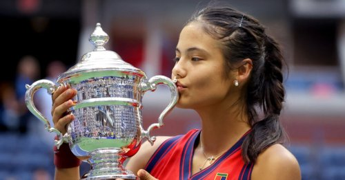 Emma Raducanu explains why she's split from coach Andrew Richardson after US Open win