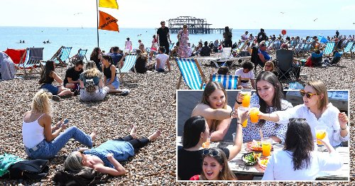 Bank Holiday Monday could be hottest day of year so far with 25°C heatwave