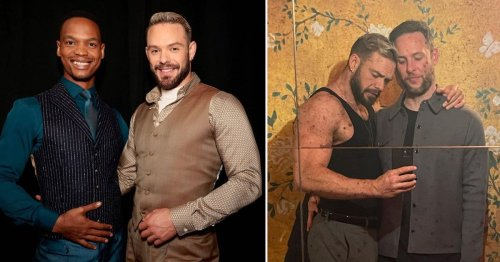 Strictly Come Dancing: John Whaite insists there is 'no attraction' between him and dance partner Johannes Radebe
