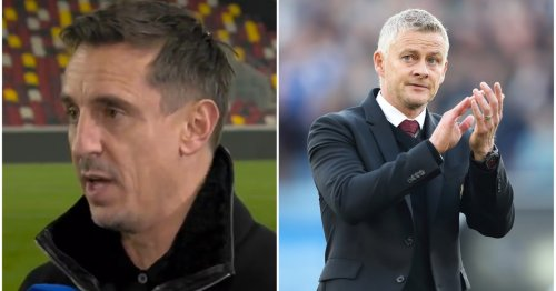'No workhorses!' – Gary Neville slams lack of balance in Man Utd side and suggests five stars should not be starting together