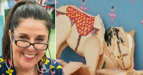 Great British Bake Off 2021: Viewers gutted for Amanda as rocking horse showstopper collapses last minute