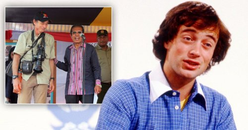 Blue Peter star and celebrated filmmaker Max Stahl dies aged 66