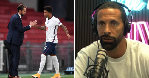 Rio Ferdinand hits out at Gareth Southgate's Jadon Sancho comments ahead of Euro 2020 clash with Czech Republic