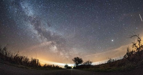 Lyrids Meteor Shower 2021: Shooting stars to peak above UK this week