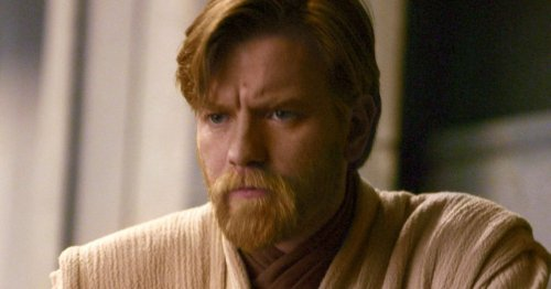 'OMG he's back!' Star Wars fans go wild as Ewan McGregor grows Obi-Wan Kenobi's beard ready for Disney Plus TV series