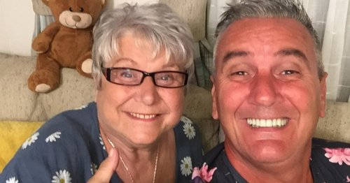 Gogglebox favourites Jenny and Lee delight with cosy snap as they reunite ahead of new series