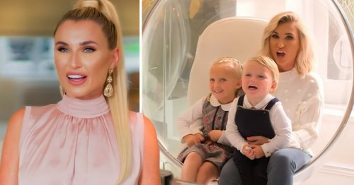 Billie Faiers gets Mummy Diaries spin-off as sister Sam Faiers quits show