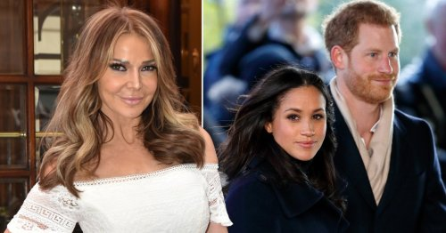 Lizzie Cundy believes Royal baby is named after her despite Meghan Markle 'ghosting' her in 2017