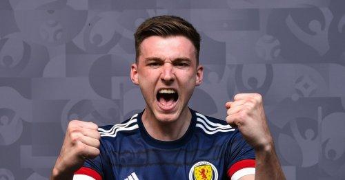 Kieran Tierney misses Scotland's Euro 2020 opener against Czech Republic