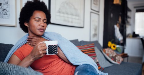 How to get rid of a sore throat overnight