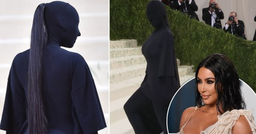 Kim Kardashian's hairdresser reveals her 75-inch Met Gala ponytail cost an absolute fortune