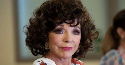 Dame Joan Collins calls late Dynasty co-star John Forsythe 'a misogynistic p***k'