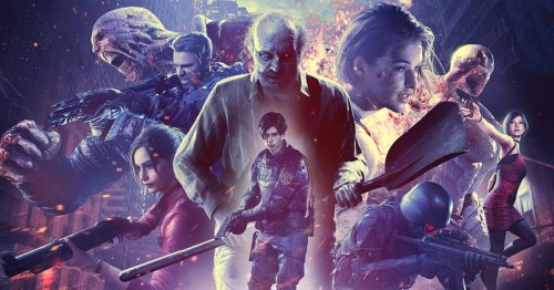 How to play the Resident Evil franchise in as few games as possible