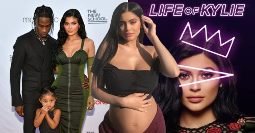 Kylie Jenner even hid her pregnancy from producers after finding out during Life of Kylie filming