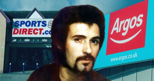 Yorkshire Ripper shopped at Argos and Sports Direct because of jail privileges